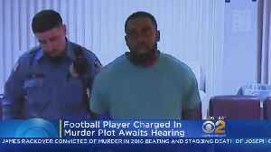 Rutgers Football Player Remains In Jail [Video]