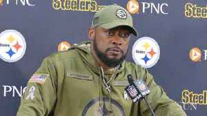 Steelers' Mike Tomlin: 'Tough environment for our football team' [Video]