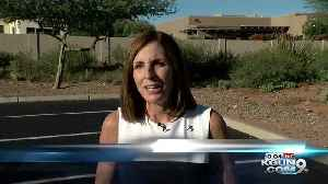 McSally speaks to KGUN9 in Saddlebrooke [Video]