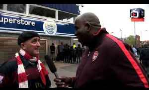 Arsenal 1 v QPR 0 - it was a disappointing performance  - ArsenalFanTV.com [Video]