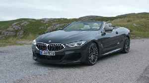 The new BMW 8 Series Convertible Exterior Design [Video]