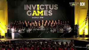 Prof. Dr. Ralf Speth Opening Ceremony Speech, Invictus Games Sydney 2018 [Video]
