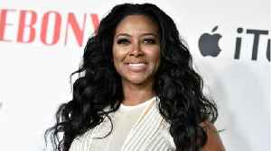 Reality Star Kenya Moore Welcomes First Child At 47 [Video]