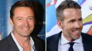 Ryan Reynolds Gets Into Political Spirit With Fake Hugh Jackman Attack Ad | THR News [Video]