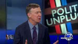 Gov. Hickenlooper discusses timeline for possible presidential run, advice for successor [Video]