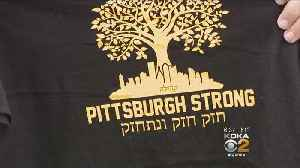 Taylor Allderdice Students Selling Tree Of Life Shirts To Benefit Jewish Federation Of Pittsburgh [Video]