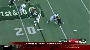 Connor Heyward scores 2 TDs as Michigan State beats Maryland [Video]