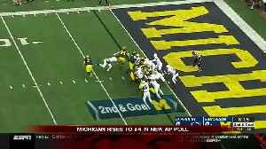 Michigan gets its 'revenge,' routs Penn State [Video]