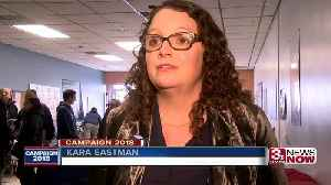 Local candidates push ahead of Election Day [Video]