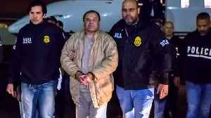 Jury Selection in Mexican Drug Lord's Trial Begins Monday [Video]