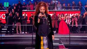 Janet Jackson Speaks Out For Women As She Wins Global Icon Award At MTV EMAs [Video]