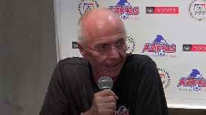 News video: Former England boss Eriksson assumes new role as Philippines' head coach