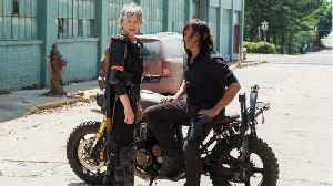 As Andrew Lincoln And Lauren Cohan Exit, Melissa McBride And Norman Reedus Sign New Contracts [Video]