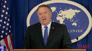 Secretary of State Mike Pompeo on the U.S. Sanctions 'Snapping Back' on Iran [Video]
