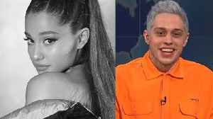 News video: Ariana Grande Releases Breakup Song As Pete Davidson Mentions Her On SNL