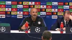 Spalletti says Barcelona are what Inter hope to become [Video]