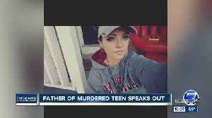 Father of murdered teen speaks out after suspect gets disposition hearing [Video]