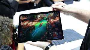 News video: iPad Pro Reviews Are Rolling In