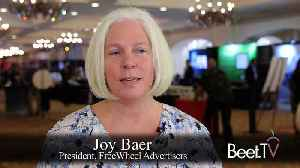 Driven By Better Targeting, Political Spending On Local Cable Soars: FreeWheel's Baer [Video]