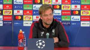 Klopp aims to