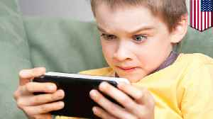 Excessive screen time linked to anxiety, depression in kids [Video]