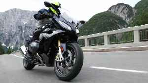 The new BMW R 1250 RS [Video]