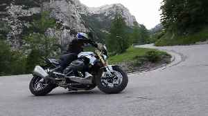 The new BMW R 1250 R [Video]