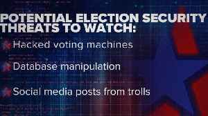 Election hacking: Why experts think we should trust midterm election results [Video]