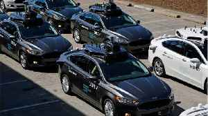 Uber Wants To Restart Self-Driving Car Tests In Pennsylvania [Video]