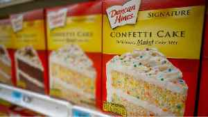 Four Duncan Hines Cake Mixes Recalled For Potential Salmonella Contamination [Video]