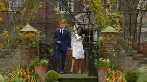 Meghan Markle and Prince Harry Expecting Royal Baby [Video]