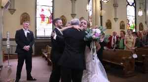 Wedding Party Entrance - MOST ENTERTAINING EVER!! [Video]