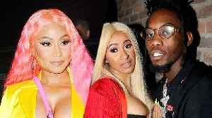 Nicki Minaj Admits She Only Dated Quavo To Piss Off Cardi B [Video]