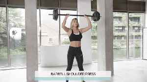 Gemma Atkinson Fitness | Her Full Body Weights Workout For Women [Video]