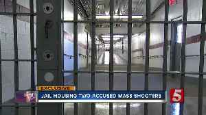 Davidson County Jail takes steps to house two mass shooting suspects [Video]