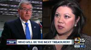 Race for Arizona treasurer: Who are the candidates? [Video]