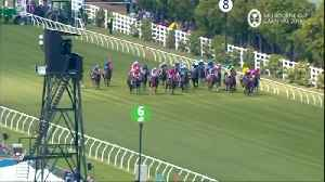 Cross Counter breaks Godolphin's Melbourne Cup drought [Video]