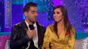 Janette Manrara Cries Over Dr Ranj's Exit From Strictly Come Dancing [Video]