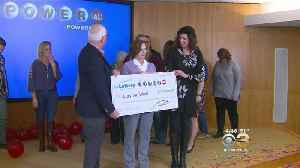 Powerball Jackpot Winner Comes Forward To Claim More Than $343 Million [Video]