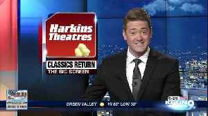 Classic movies are back at Harkins Theatres [Video]