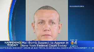 Mail Bomb Suspect Cesar Sayoc To Appear In New York Federal Court [Video]