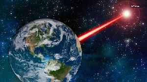 Scientists Want to Shoot Lasers into Space to Help Aliens Find Earth [Video]