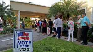 Floridians set early voting record ahead of decisive election [Video]