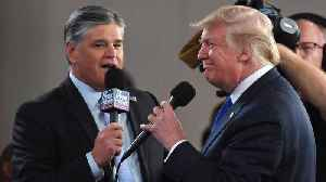 Donald Trump Brought Sean Hannity On Stage at a Campaign Rally [Video]