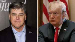 Fox News Unhappy With Host Sean Hannity After Trump Rally Appearance   THR News [Video]