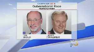 Pa. Governor Tom Wolf Hoping To Win Second Term [Video]