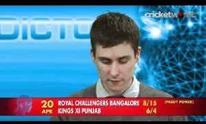 Cricket Betting Video - Mr Predictor - IPL 2012 Chennai vs Bangalore  - Cricket World TV [Video]