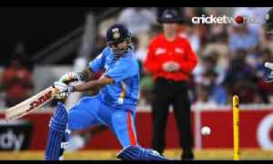 Cricket Video - Gambhir, Dhoni, Malinga Star In India-Sri Lanka Adelaide Tie [Video]