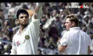 Cricket Video - Rahul Dravid Retirement From International Cricket - Cricket World TV [Video]