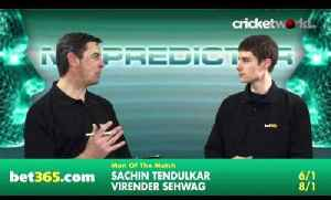 Cricket World® TV - Mr Predictor - World Cup 2011 - Part Nine [Video]